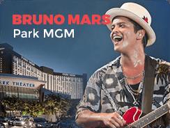 bruno mars park mgm las vegas concert top 10 casinos