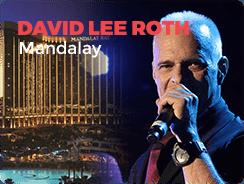 david lee roth mandalay bay resort vegas concert top 10 casinos