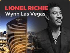 lionel richie wynn cabaret las vegas concert top 10 casinos