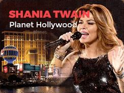 shania twain planet hollywoodlas vegas concert top 10 casinos
