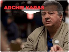 Archie Karas Top 10 Most Famous Gamblers in the World
