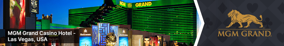 mgm grand casino hotel las vegas