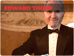 Edward Thorp Top 10 Most Famous Gamblers in the World