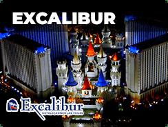 Excalibur Top 10 Gambling Casinos Las Vegas