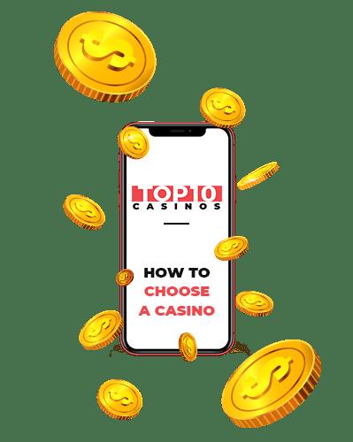 How we choose a exclusive casino bonus