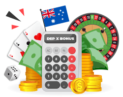 How to Calculate No Deposit Bonuses in Australia