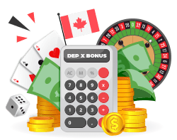 How to Calculate No Deposit Bonuses in Canada