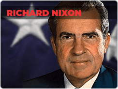 Richard Nixon Top 10 Most Famous Gamblers in the World