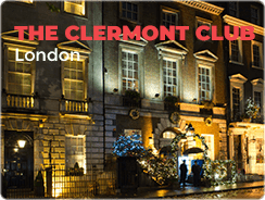the clermont club london