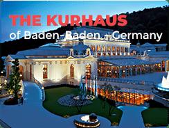 the kurhaus of baden baden germany
