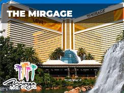 The Mirage Top 10 Gambling Casinos Las Vegas