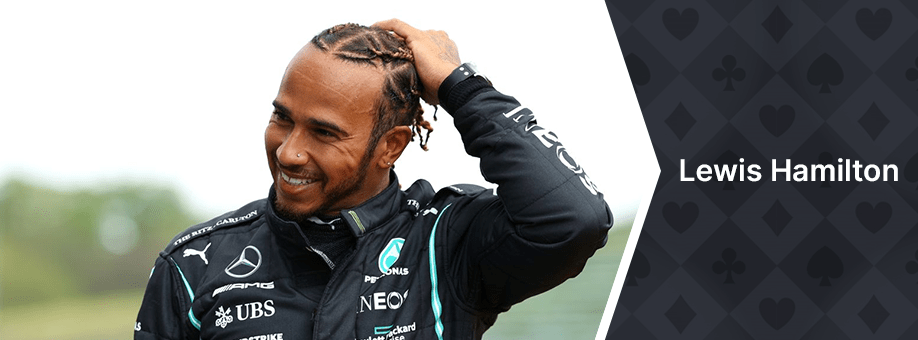 Lewis Hamilton Top 10 Best Performing Plant-Based Athletes