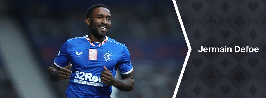 Jermain Defoe Top 10 Best Performing Plant-Based Athletes