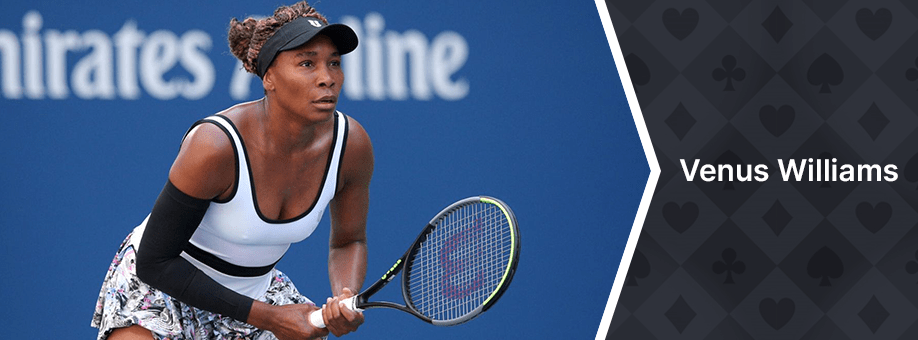 Venus Williams Top 10 Best Performing Plant-Based Athletes