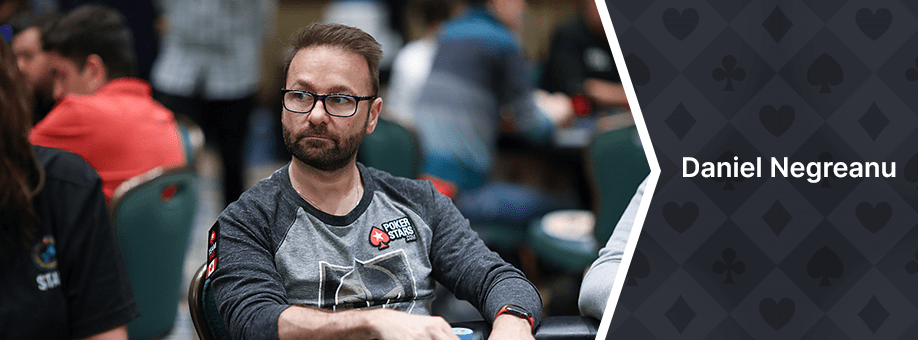 Daniel Negreanu top 10 casinos best poker players canada