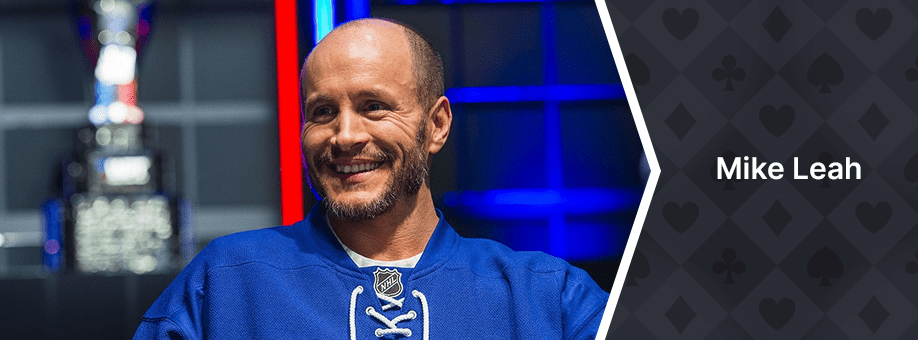 Mike Leah top 10 casinos best poker players canada