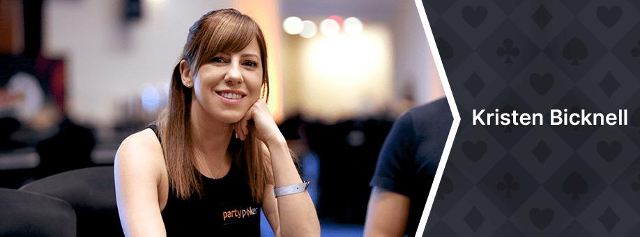 Kristen Bicknell top 10 casinos best poker players canada