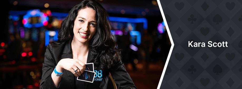Kara Scott top 10 casinos best poker players canada