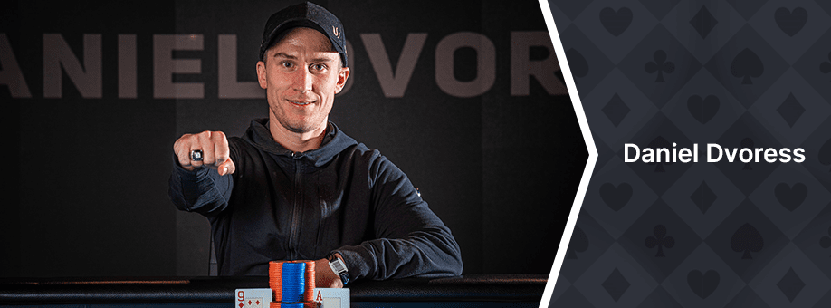 Daniel Dvoress top 10 casinos best poker players canada