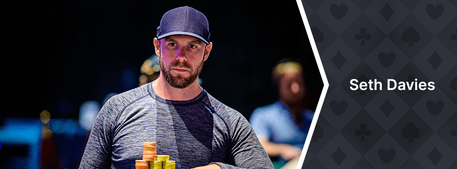 Seth Davies Top 10 Best Poker Players in the World