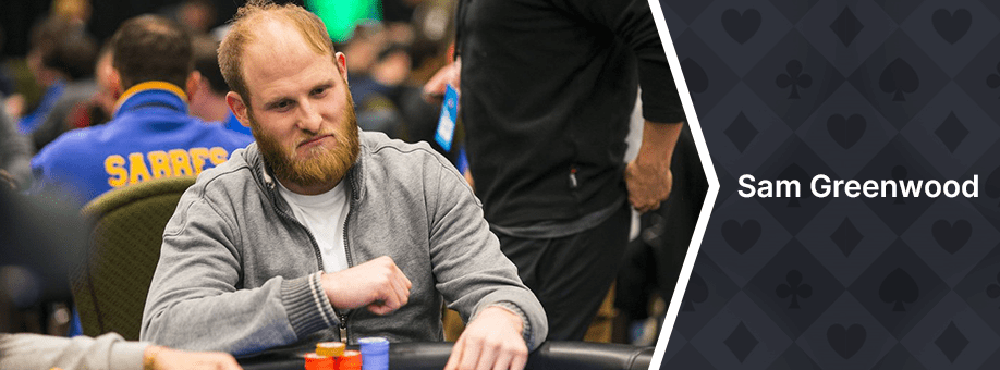 Sam Greenwood Top 10 Best Poker Players in the World