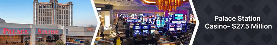 Palace Station Casino Top 10 Biggest Vegas Jackpot Wins