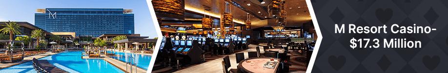 M Resort Casino Top 10 Biggest Vegas Jackpot Wins