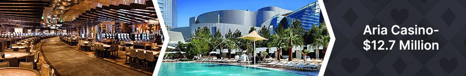 Aria Casino Top 10 Biggest Vegas Jackpot Wins