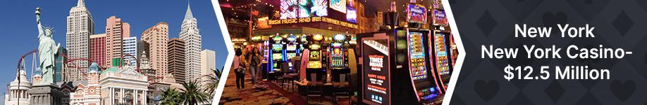 New York New York Casino Top 10 Biggest Vegas Jackpot Wins