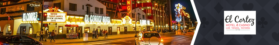 El Cortez Top 10 Gambling Casinos Las Vegas