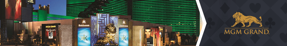 MGM Grand Top 10 Gambling Casinos Las Vegas