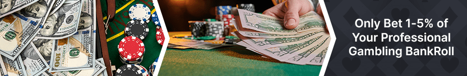 Professional Gambling Bankroll