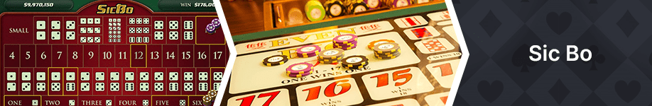 sic bo worst casino games odds and payouts