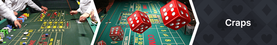 craps worst casino games odds and payouts
