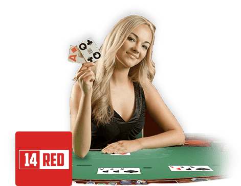 14Red Casino Live Dealers