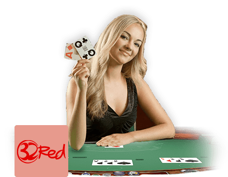 32Red Casino Live Dealers