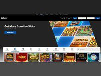 Betway Casino website screenshot