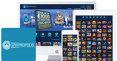 Spintropolis Casino Mobile