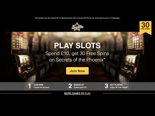 Starspins Daily Free Game