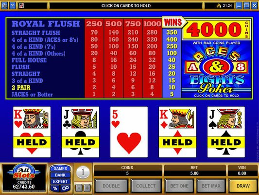 Come On Casino software screenshot