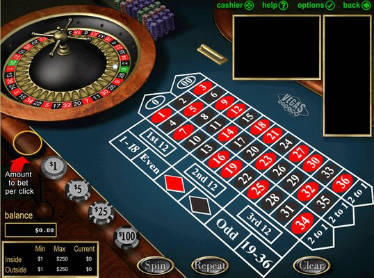 All Star Slots Casino software screenshot