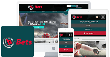 b Bets Casino Mobile
