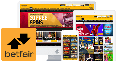 Betfair Casino Mobile