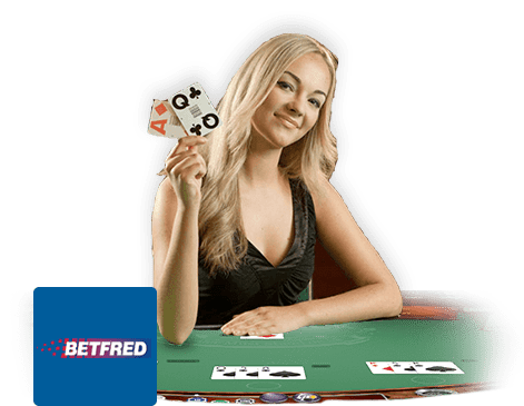 Betfred Casino Live Dealers