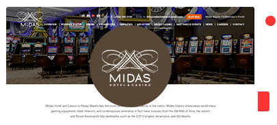 midas casino top 10 bonus