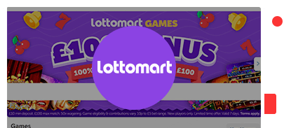 lottomart casino top 10 bonus