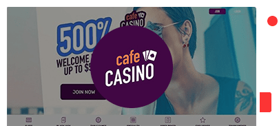 Cafe Casino Free Spins