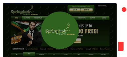 Springbok Casino Best Review R250 Free No Deposit Bonus For Sa