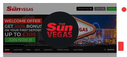 Sunvegas Casino bonus top 10 casinos