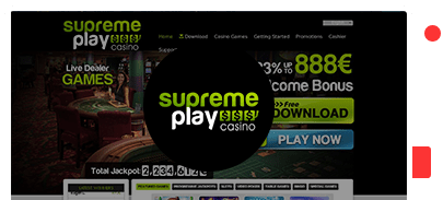 Supreme Play Casino bonus top 10 casinos